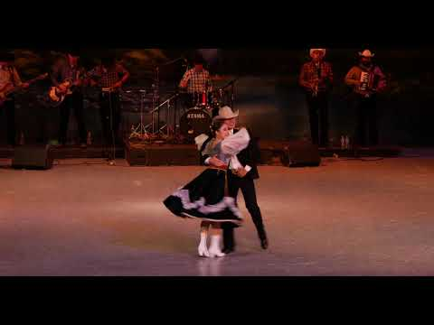 """Campeones De Polka/Concurso Nacional De Polka """"Mtra. Rita Cobos Lugo""""/Héctor Montañez Y Naomi Valdez"""