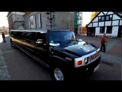 hummer h2 stretch limousine gdansk krakow poland youtube. Black Bedroom Furniture Sets. Home Design Ideas