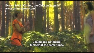 """Gallino, the Chicken System"" (#02) Hymerdimensional travel"