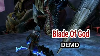 THIS GAME LOOKS LIKE GOD OF WAR - Blade Of God - COMPLETE GAMEPLAY DEMO
