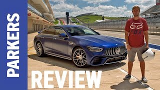 NEW 2019 Mercedes-AMG GT 4-Door Coupe review | Is it the ultimate AMG?