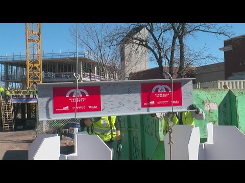 Minnehaha Academy Upper School Rebuild Close To Completion