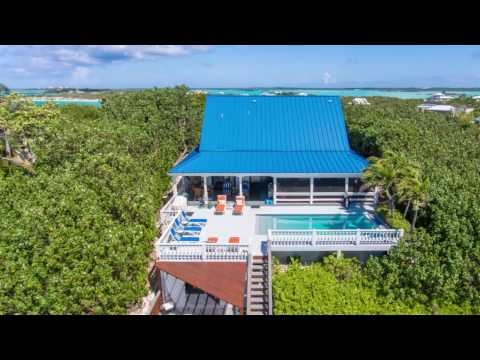 Homes for Sale in Turks and Caicos - Moonshadow Villa