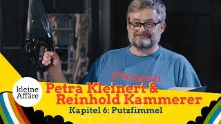 Petra Kleinert und Reinhold Kammerer – Putzfimmel