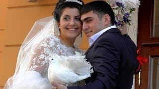 Armenian wedding Свадьба Давида и Тамары г.Красноярск