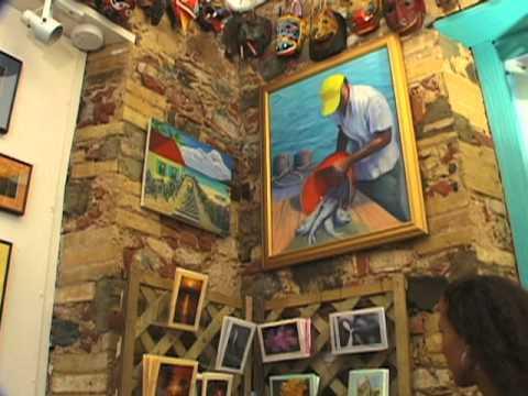 Camille Pissarro Gallery, Charlotte Amalie, St. Thomas, Virgin Islands