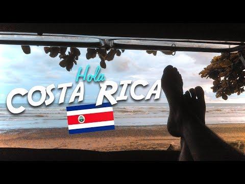 Adiós Panamá Hola Costa Rica | 🇨🇷 Costa Rica #1 | VLOGDIAS de Ruta 24
