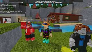 I MET LEVEL 520 GIRL!! (Roblox)