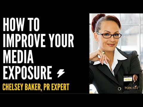PR Expert Chelsey Baker Shows You How To Improve Your Media Exposure