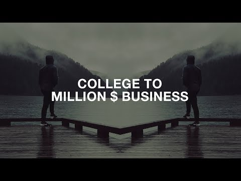 College Student to Millionaire Dollar Amazon Private Label Business | My Amazon FBA Story