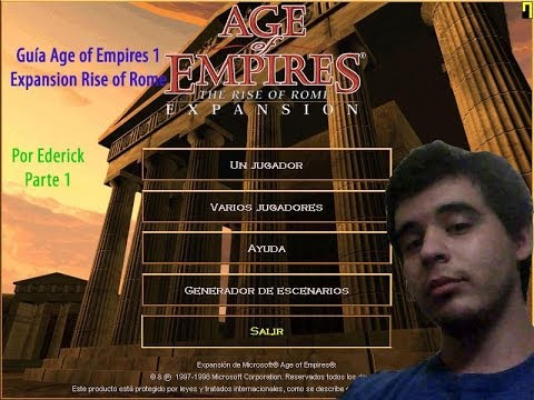 Age of Empires I: The Rise of Rome System Requirements ...