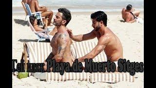 Гей пляж Playa de Muerto Sitges 2017
