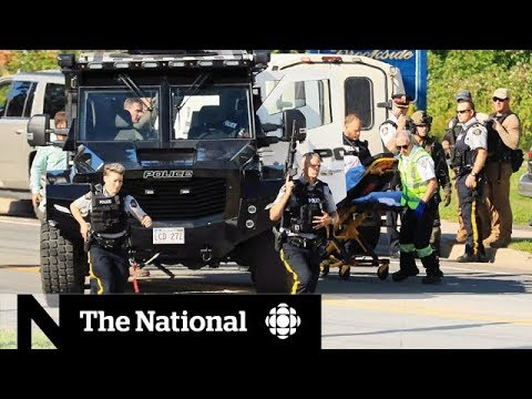How The Fredericton Shooting Unfolded