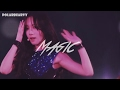 태연 TAEYEON - MAGIC (by Seohyun)