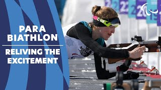 Keep counting down to beijing 2022 by reliving the thrilling final day of middle distance standing and vision impaired biathlon at pyeongchang 2018 paral...