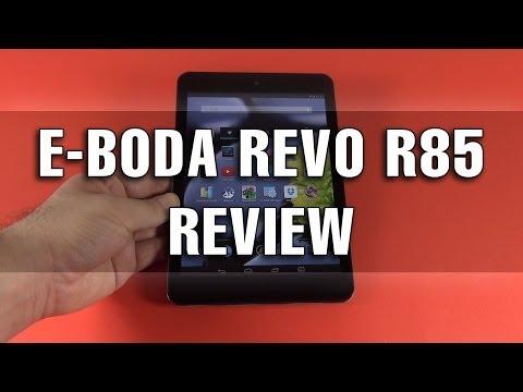 E-Boda Revo R85 Review în Limba Română - Mobilissimo.ro