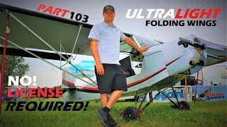 Badland Aircraft | Part 103 Ultralight | Oshkosh2019