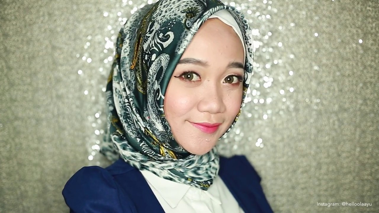 tutorial makeup - wardah - inspirasi dian pelangi - youtube