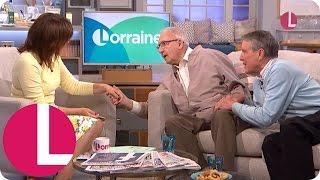 The Pensionaires Sing to Lorraine!  Lorraine