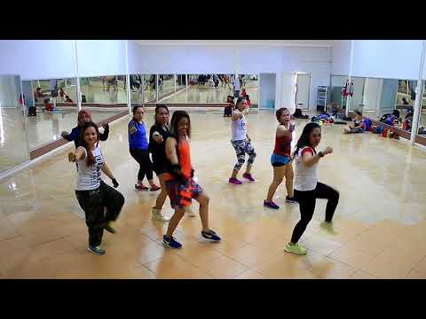 "Dangdut "" Anjay  By Imey Mey /Choreo By Chenci At WKM Studio , KalTim"
