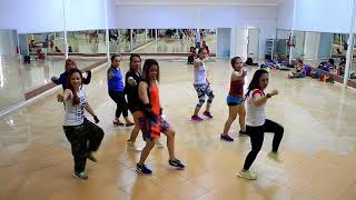 "Dangdut "" Anjay  By Imey Mey /Choreo By Chenci At WKM Studio , KalTim Mp3"