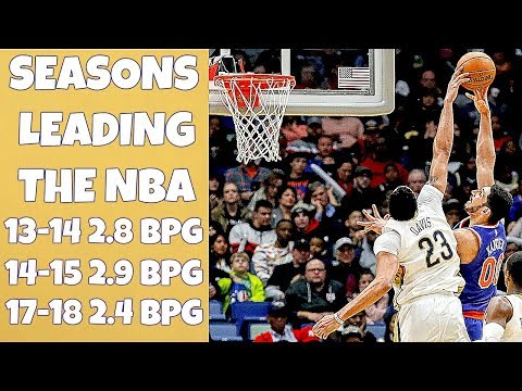 Why Anthony Davis Should Win The NBA DEFENSIVE PLAYER OF THE YEAR AWARD For This Season!