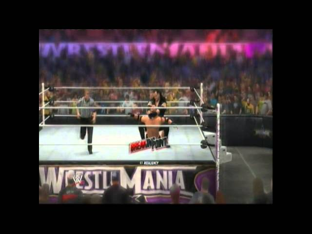 WWE 2K14 Defeat the Streak Goldberg vs The Undertaker Travel Video
