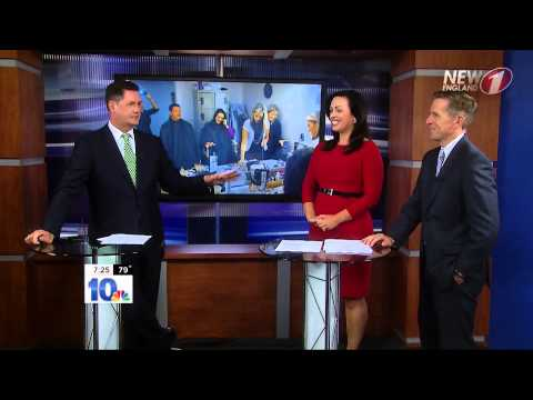 WJAR NBC 10 News at 7 - Alison Bologna's Last Show w/ Dan Jaehnig & Mark Searles
