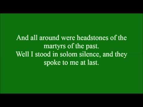 The legend (Mandela) with lyrics