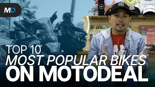 Download Top 10 Most Popular Motorcycles on MotoDeal in 2020 - Behind a Desk