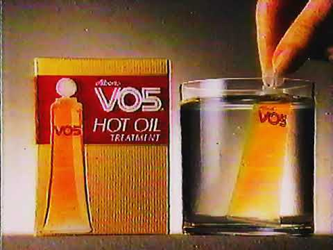 Download VO5 Hot Oil Treatment (1988 Commercial)