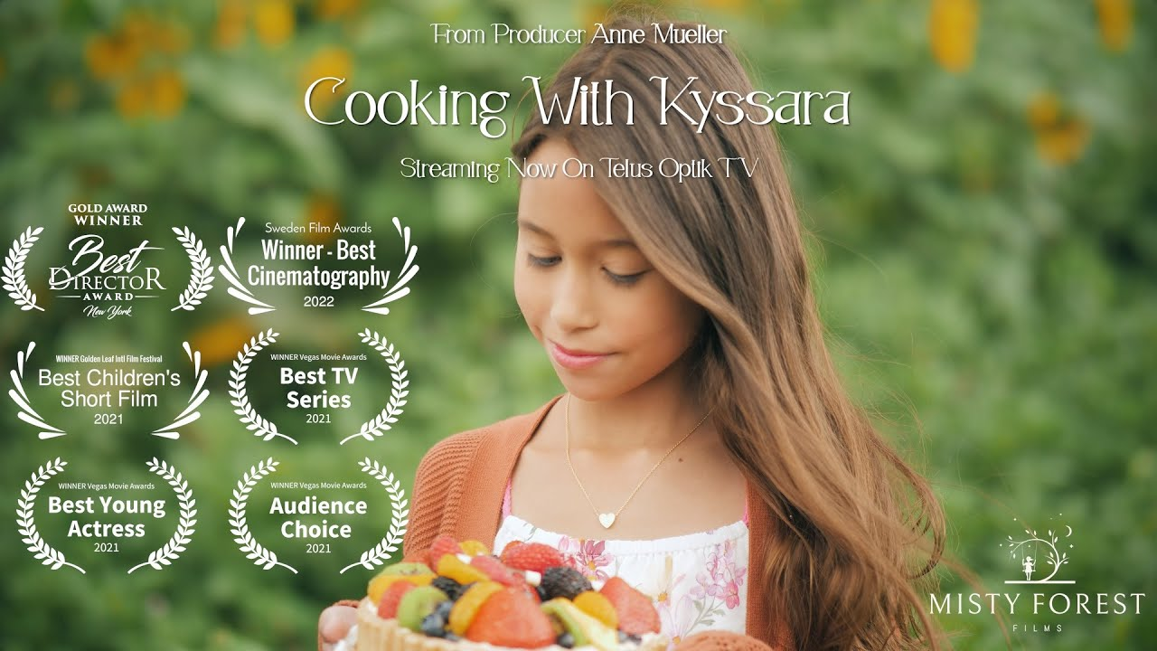 Cooking With Kyssara Trailer