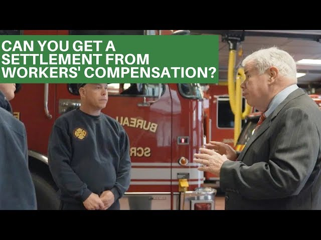 Can you get a settlement from workers' compensation? | PA Workers Comp Attorneys