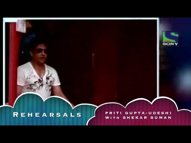 Priti Gupta-Udeshi training Shekhar Suman