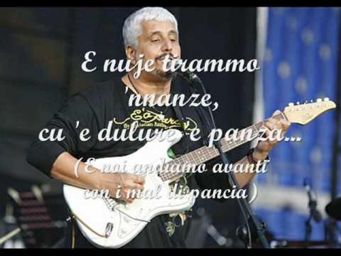 Pino Daniele - 'Na tazzulella 'e cafè (new version)