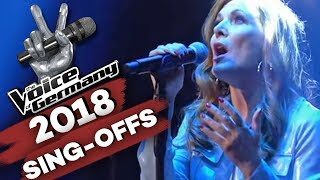 Adele - Lovesong (Chantal Dorn)   The Voice of Germany   Sing-Offs