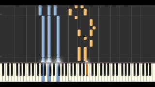 Your Cheatin Heart (Hunk Williams) - Piano Tutorial