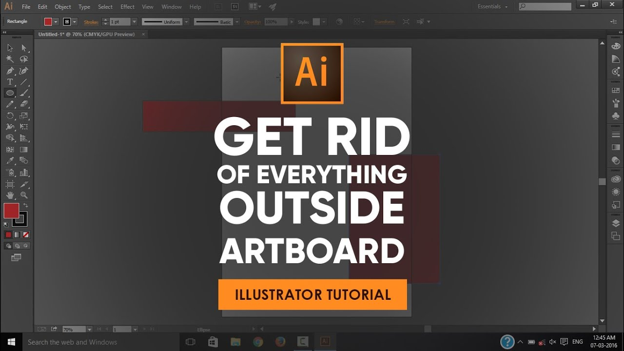 Get Rid of Everything Outside Artboard while Exporting | Adobe