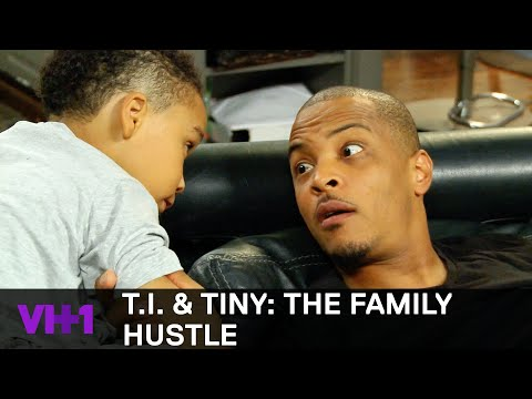T.I. Helps Major Harris Make Soap For A School Project 'Sneak Peek' | T.I. & Tiny: The Family Hustle