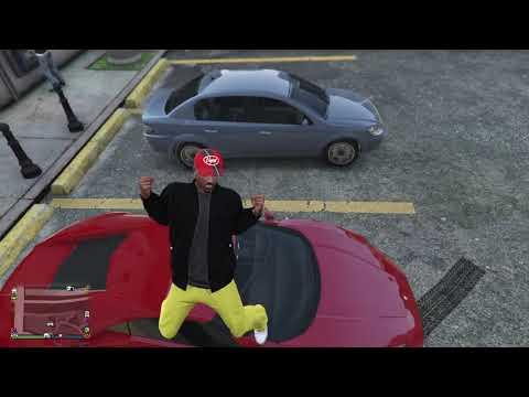 Little dicky freaky Friday ft Chris brown GTA 5 part 1