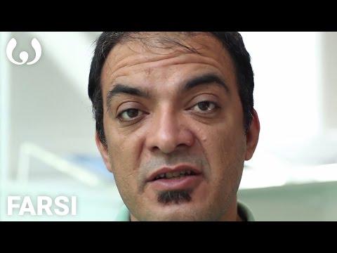 WIKITONGUES: Majid speaking Farsi