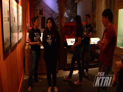 PSJA North Raiders Visit the South Texas Museum