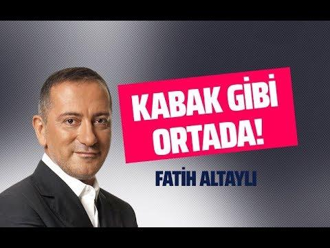 KABAK GİBİ ORTADA! #FatihAltaylı