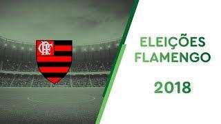 Acompanhe agora o debate com os candidatos à presidência do Flamengo Video