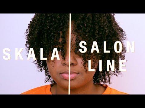 BATALHA DE CREMES  SKALA VS SALON LINE