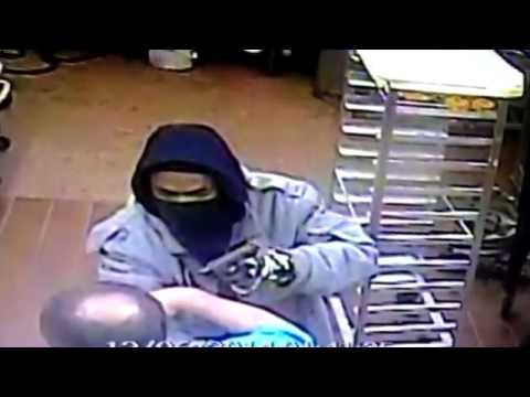 Dan Thorn Armed Robbery at local Doughnut Shop
