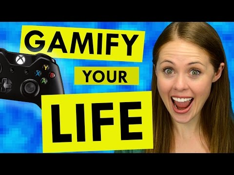 How to Turn Your Life Into a Video Game