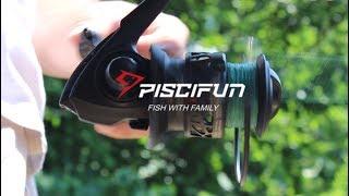 NEW FISHING Reel! Piscifun Carbon X