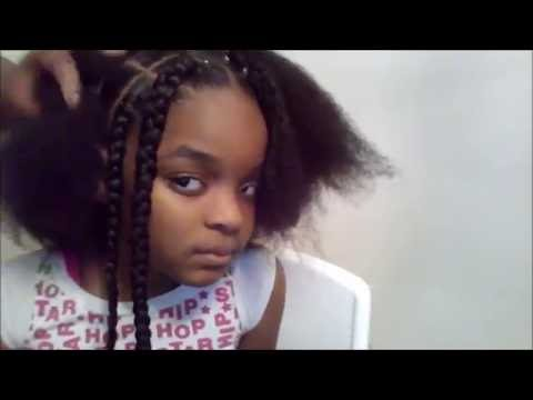 Kids Box Braids 2015 Amp 25 Hf4hs Youtube