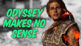 Assassin's Creed Odyssey Makes No Sense  And That's Okay